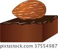 杏仁巧克力 37554987