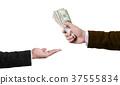 Transfer money concept 37555834