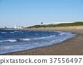 마쿠하리의 바닷가 37556497