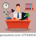 businessman, work, worker 37556656