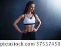 fitness, female, woman 37557450