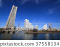요코하마미나토미라이, 요코하마, 랜드마크 타워 37558134