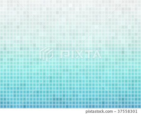 Aqua Blue Textured Background - Stock Illustration [37558301] - PIXTA