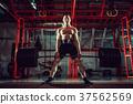 健身 杠铃 锻炼 37562569