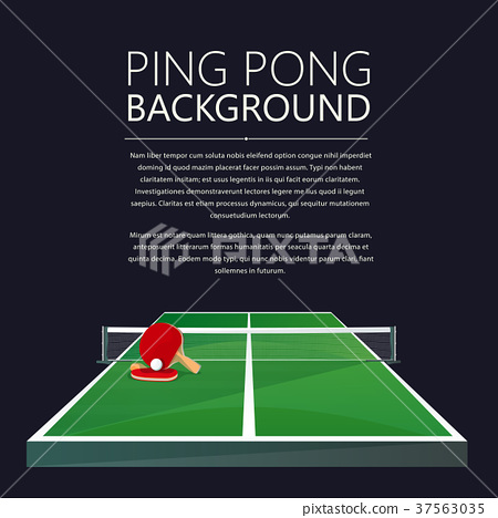 Ping Pong background 37563035