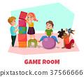 遊戲 房間 向量 37566666