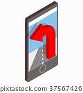 phone icon vector 37567426