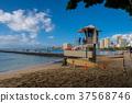 皇后海灘的瞭望塔 37568746