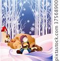 冬天的形象 37568900