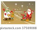 聖誕節圖像 37569088