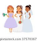 新娘 婚禮 性格 37570367