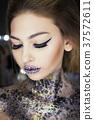 art, fashion, woman 37572611