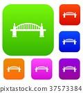 Bridge set color collection 37573384