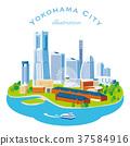 横滨三维图 37584916