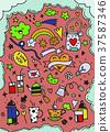 그림, 그리다, 소묘 37587346
