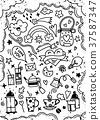 그림, 그리다, 소묘 37587347