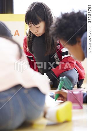 小學小組工作 37587795