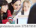 小學生 歐洲人 白種人 37587858