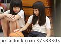 เด็กนักเรียนหญิงวัยประถม 37588305