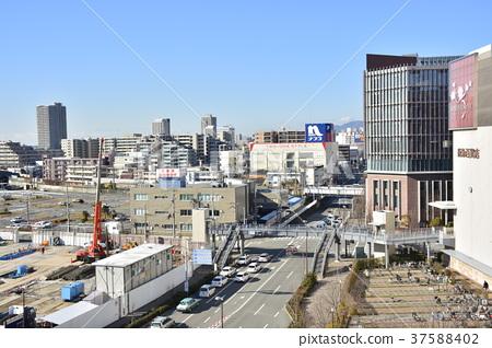 [효고현] 西宮北口 주변의 도시 풍경 37588402