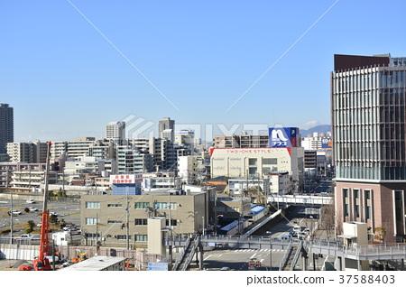 [효고현] 西宮北口 주변의 도시 풍경 37588403