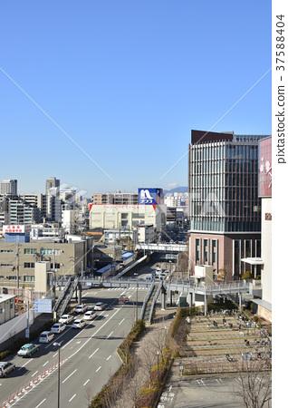 [효고현] 西宮北口 주변의 도시 풍경 37588404