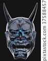 面具 面膜 臉 37588457