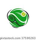 网球 运动 矢量 37590263