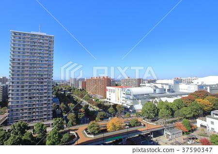 히카리가 오카 파크 타운 고층 아파트 네리 마구 37590347