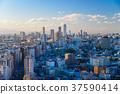 tokyo, City View, cityscape 37590414