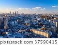 City View, cityscape, building 37590415
