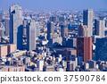 도쿄 도시 풍경, 스미다 강 부근의 거리 풍경 37590784