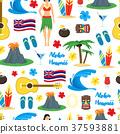 cartoon, symbol, hawaii 37593881
