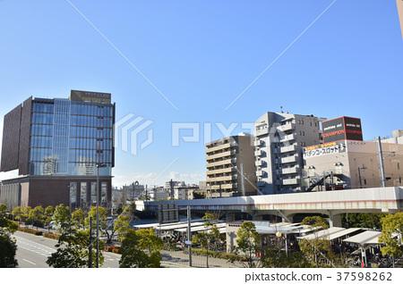 [효고현] 西宮北口 주변의 도시 풍경 37598262