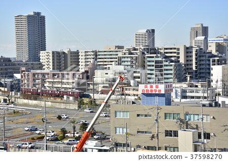 [효고현] 西宮北口 주변의 도시 풍경 37598270