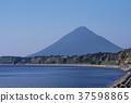 Kaimondake และ Sabae Bay Kagoshima ท่องเที่ยวภูเขา Kagoshima Symbol 37598865