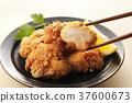 닭 튀김 37600673
