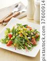 沙拉 沙律 蔬菜 37600914