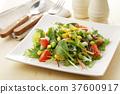 沙拉 沙律 蔬菜 37600917