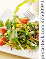 沙拉 沙律 蔬菜 37600941