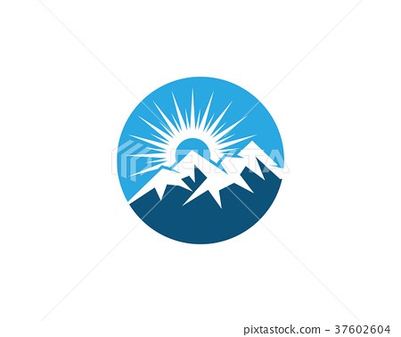 Mountain Logo Business Template 37602604