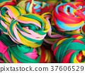 colorful ribbon for pray 37606529