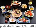 日本食品 日本料理 日式料理 37608403