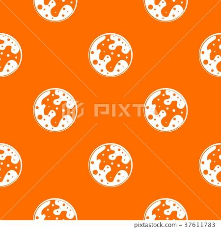 Mars pattern seamless 37611783