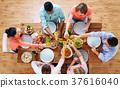 toast, people, cheers 37616040