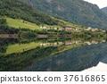 挪威格蘭文冰川湖 37616865