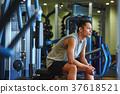 健身房 體育館 運動俱樂部 37618521
