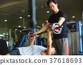 Personal training 37618693