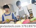 廚房 烹飪 咖啡館 37618979