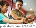 健身房 運動俱樂部 瘦身 37619075